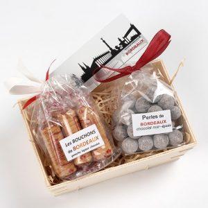Coffret cadeau Bouchons de Bordeaux