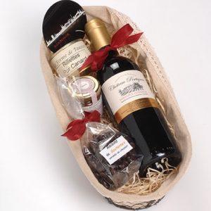 Coffret cadeau Bonjour de Bordeaux