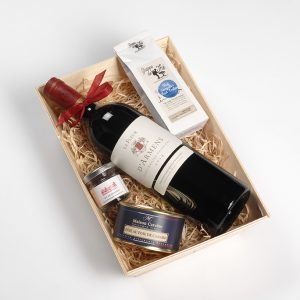 Coffret gourmand saint-emilion