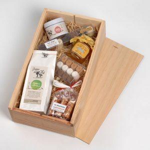 Coffrte cadeau personnalisable thé