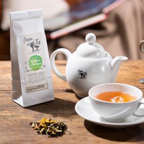 thé Grappe de thé