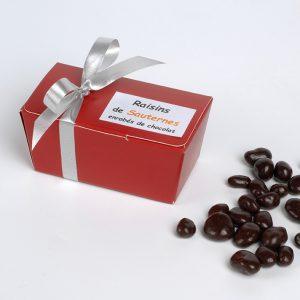 Raisins de sauternes ballotin de 70 g