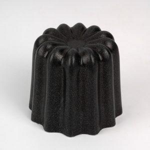 Moule à canelé en alu noir
