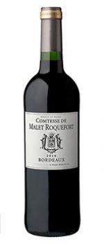 comtesse-malet-qoquefort-vin rouge, saint-emilion-cityart-edition